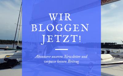 Herzlich Willkommen in unserem neuen Blog